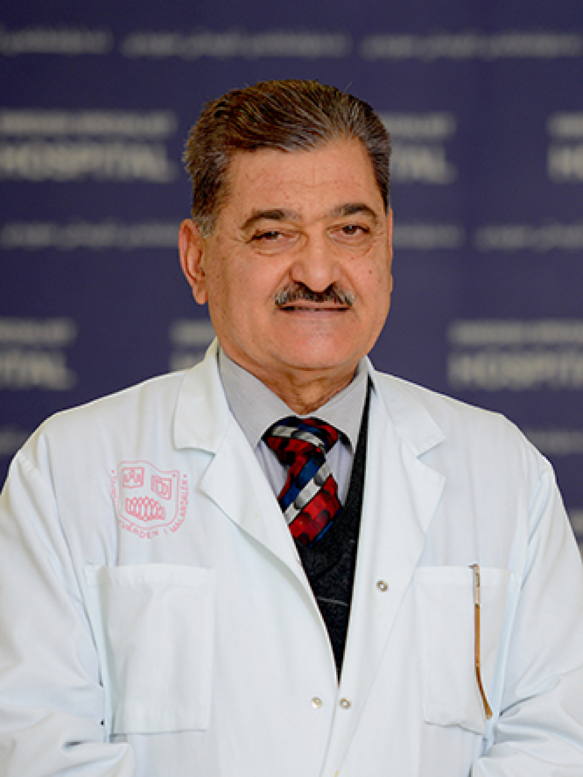 Dr Hakam A. Mohammad
